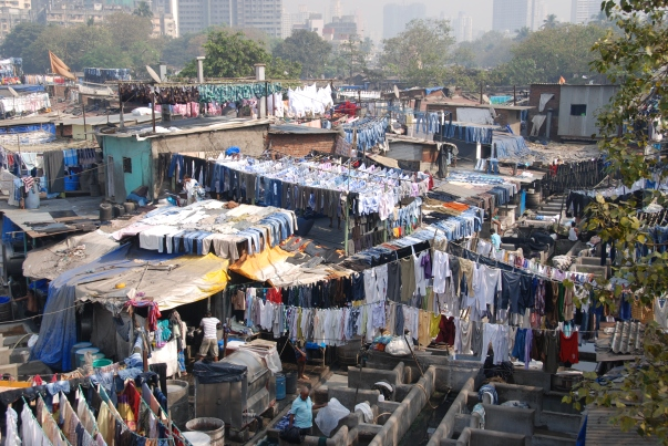 Dhobi Ghat: the world's largest open air laundromat